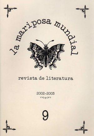 Mariposa Mundial 9